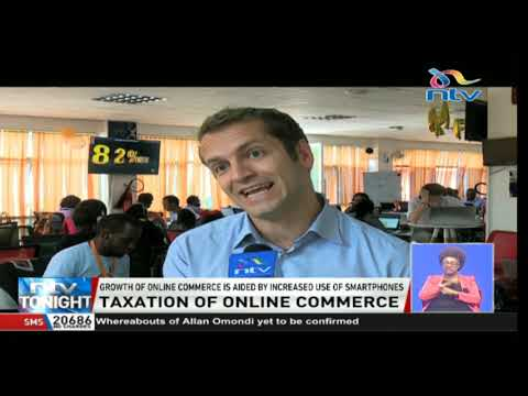 KRA gets legal backing in seeking to find ways to tax online commerce