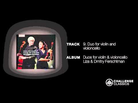 play video:Liza & Dmitry Ferschtman; Erwin Schulhoff - Zingaresca Allegro giocoso
