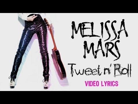 [Karaoke] LYRICS - Tweet N' Roll - Melissa Mars