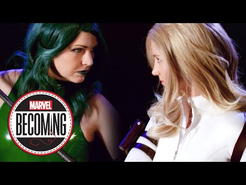 Cosplayers Battle: Madame Hydra Vs. Sharon Carter