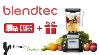 Blendtec Promo Code 2015 Best Deal + Free Gift with Coupon Code