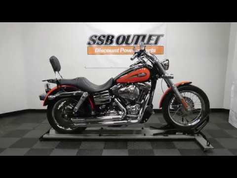 2008 Harley-Davidson Dyna® Low Rider® in Eden Prairie, Minnesota