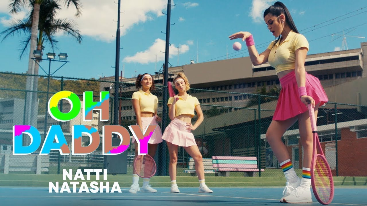 Natti Natasha — Oh Daddy