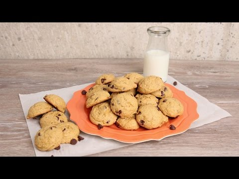 Pumpkin Chocolate Chip Cookies | Episode 1102