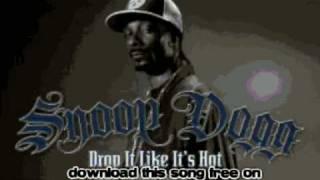 snoop dogg - Chronic Break (Freestyle) - Drop It Like It's H