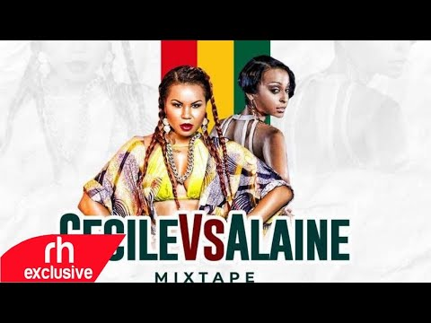 CECILE vs ALAINE ONE DROP REGGAE VOL 6 MIX 2020 – DJ GABU ft KADAMAWE ROOTS /RH EXCLUSIVE