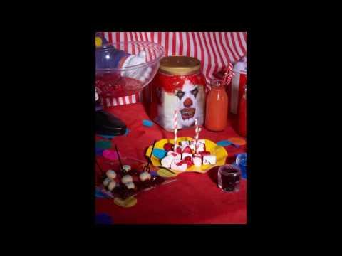 Ricette di Halloween: occhi e  marshmallow insanguinati
