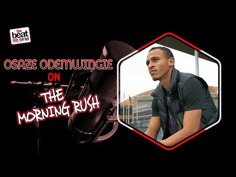 Ex Super Eagle player Osaze -  Odemwingie On the Morning Rush