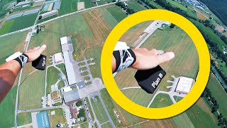 Friday Freakout: Skydiver's Sketchy Low Cutaway, Reserve Parachute Open By 500 Feet!