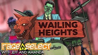 Wailing Heights - The Dojo (Let's Play)