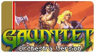 Gauntlet Theme [NES] Orchestra Version