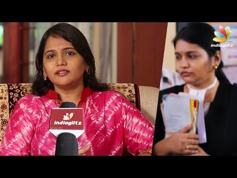 Koothupattarai-is-essential-for-an-Artist--Actress-Vinothini-Interview-Aandavan-Kattalai