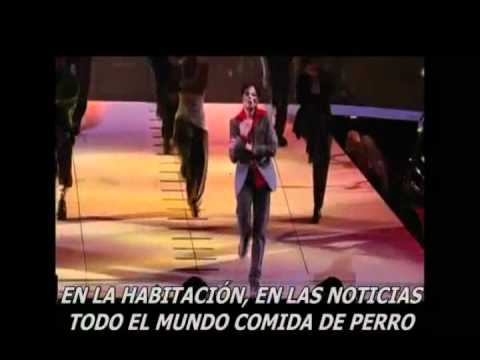 michael jackson-they don't care about us this is it lyrics HD