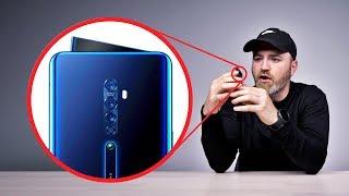 The Reno 2 Smartphone Has Some Fancy Tricks