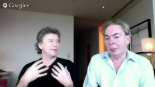 """Andrew Lloyd Webber & Simon Phillips on the Past, Present and Future of """"Love Never Dies"""""""