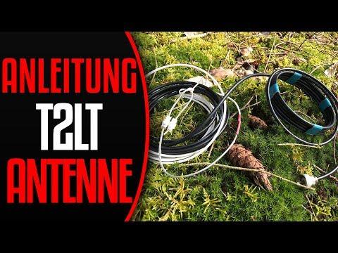 Bauanleitung: CB-Funk Drahtantenne T2LT