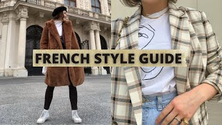 How to look French even though you're not French | French Style Guide