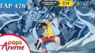 One Piece Tập 478 - Vì Một Lời Hứa!! Đụng Độ! Luffy Và Coby - Đảo Hải Tặc