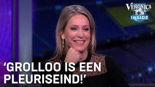 René begrijpt 'boze' Ajax-analyse Johan: 'Grolloo, dat is een pleuriseind!' | CHAMPIONS LEAGUE