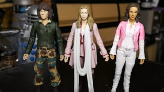 Doctor Who Companions Of The 4th Doctor Set B&M Review