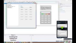 #3 How to develop a softphone by using Ozeki VoIP SIP SDK - Tutorial Part 3