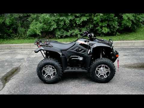 2021 Kymco MXU 450i LE in Wauconda, Illinois - Video 1