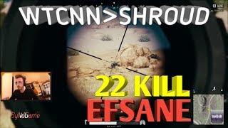 WTCN 21 KILL İNANILMAZ OYUN ! 1 MAN SQUAD