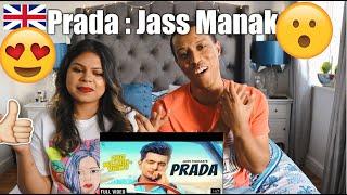 PRADA - JASS MANAK - UK Couple reaction