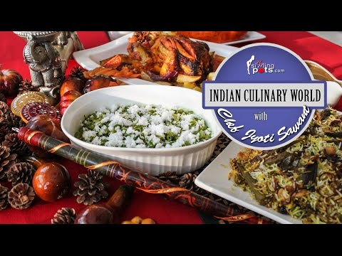 Master The art of Indian Cooking