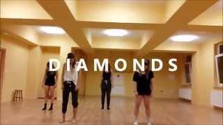 JOHNNYSWIM: Diamonds || Choreography by Basia Tomas
