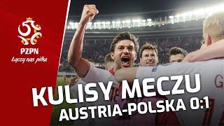 GOL PIĄTKA I KAMERA W SZATNI! Kadry Z Kadry: Austria – Polska
