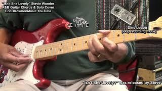 tom misch isn't she lovely guitar cover - TH-Clip