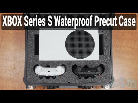 Xbox Series S Heavy Duty Travel Case - Featured Youtube Video