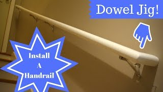 How to install a Handrail