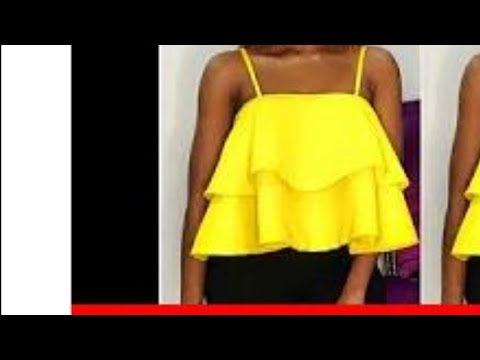 How to cut double layered circle top