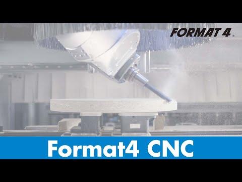 Format-4 CNC egyedi gyártás