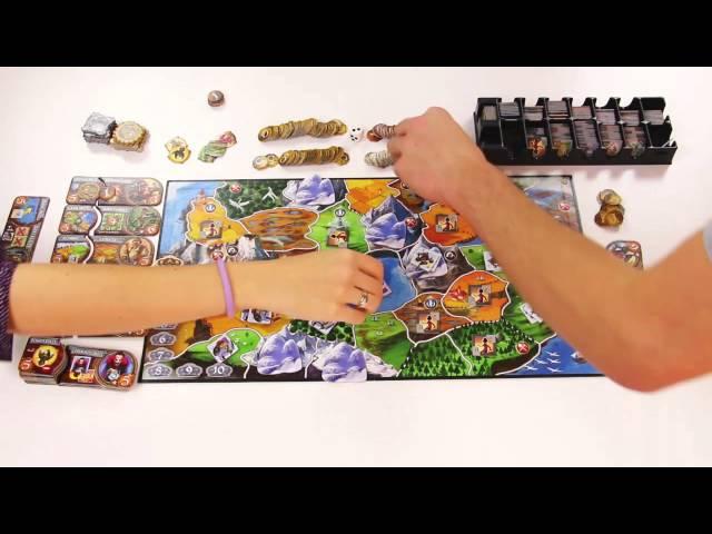Gry planszowe uWookiego - YouTube - embed GSBQoA8VmyY