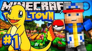 Minecraft pixelmon episode 1 shiny pokemon - Pixelmon ep 1 charmander ...