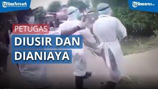 VIDEO Warga di Kabupaten Bekasi Tolak Pemakaman Jenazah Pasien Suspect, Ini Penjelasan Polisi