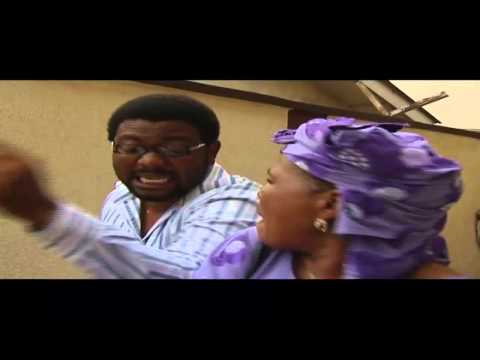 Lola Idije Insults Kunle Adegbite In A Big Way - Yoruba Movie Clip [Full HD]
