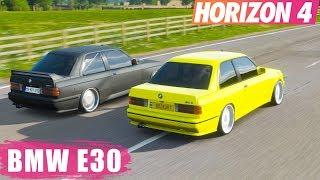 Gazlıyoruz   Forza Horizon 4 BMW M3 E30
