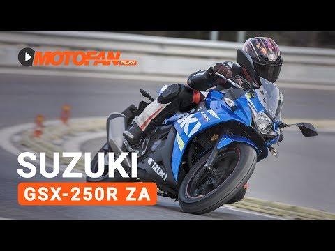 Vídeos de la Suzuki GSX-250R