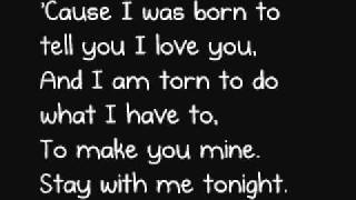 Secondhand Serenade - Your Call (Lyrics)