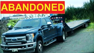 EX-Employee ABANDONED My Truck In the MIDDLE OF NOWHERE!!