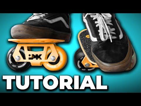 How to Freeskate | Beginner Tutorial!