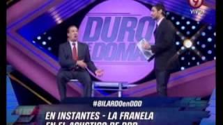 DURO DE DOMAR - VERDADERO O FALSO - CARLOS BILARDO - PRIMERA PARTE - 31-08-12