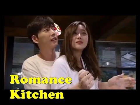 'Romance Kitchen' Forest Ep25  Park Hae Jin & Jo Bo Ah