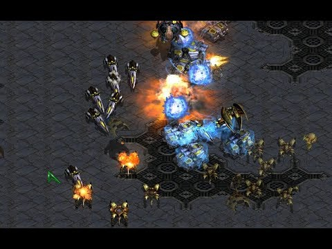 ForGG (T) v Stork (P) on Circuit Breakers - StarCraft  - Brood War REMASTERED