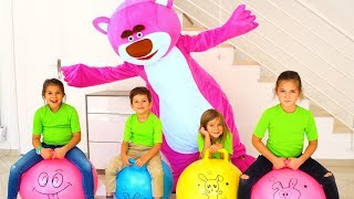 ABC Colors Song I Nursery Rhyme for Kids Song Official Video