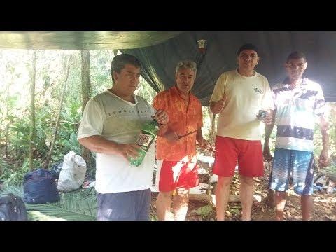 Vereador Abel da Paz e Amigos refaz Caminhada Ecológica depois de 30 anos ........Juquitiba a Itanhaém